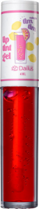 DAILUS Lip Tint Vegano Gel Coleção Tim Tim Pink Lemonade 4ml