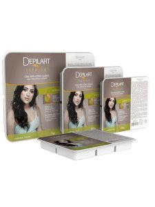 DEPILART Premium Cera Depilatória Quente Verbena 250g