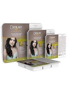 DEPILART Premium Cera Depilatória Quente Verbena 500g