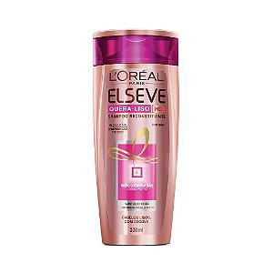 ELSEVE Quera-liso [MQ] Shampoo Reconstituinte 200ml