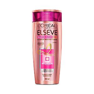 ELSEVE Quera-liso [MQ] Shampoo Reconstituinte 400ml