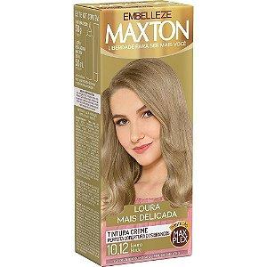 EMBELEZZE Maxton Coloração Permanente Kit 10.12 Louro Nude