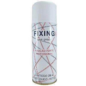 FIXING Profissional Hair Spray Fixação Forte 250ml