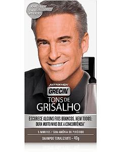 GRECIN5 Gel Tons Grisalhos