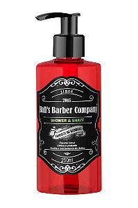 HALL'S BARBER COMPANY Shower e Shave 250ml