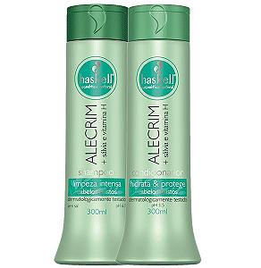 HASKELL Alecrim Kit Shampoo + Condicionador 300ml