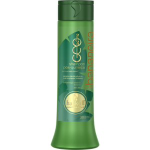 HASKELL Bananeira Shampoo Pós-Química 300ml