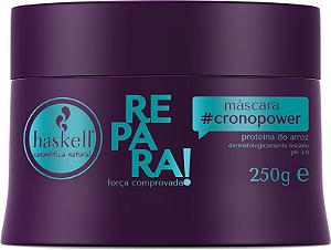 HASKELL #CronoPower Máscara Capilar Repara! 250g