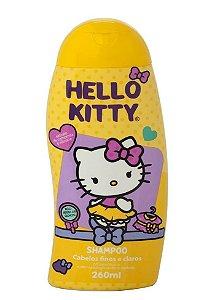 HELLO KITTY Shampoo para Cabelos Finos e Claros 260ml