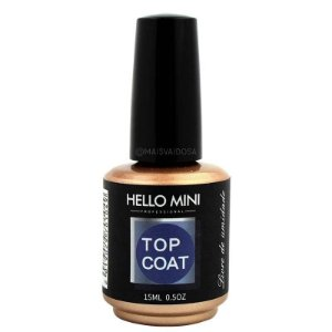 HELLO MINI Top Coat UV/LED 15ml