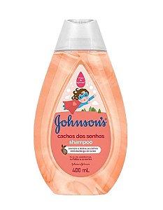 JOHNSON'S Cachos dos Sonhos Shampoo 400ml