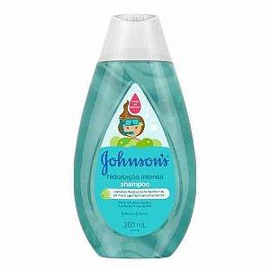 JOHNSON'S Hidratação Intensa Shampoo 200ml