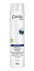KELMA Carvão Ativado Shampoo Anticaspa 300ml