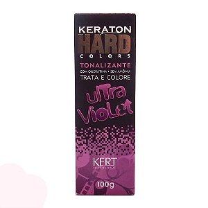 KERATON Hard Colors Tonalizante Ultra Violet 100g