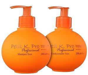 K.PRO Petit Linha Teen Shampoo 240ml + Condicionador 230g