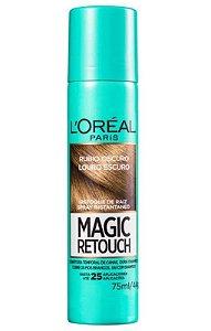 L'ORÉAL Paris Retoque de Raiz Magic Retouch Loiro Escuro Spray 75ml