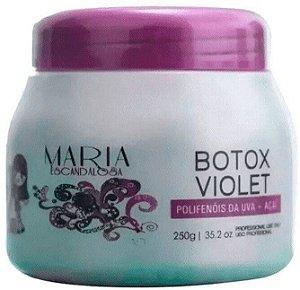 MARIA ESCANDALOSA Máscara Capilar Botox Violet 250g
