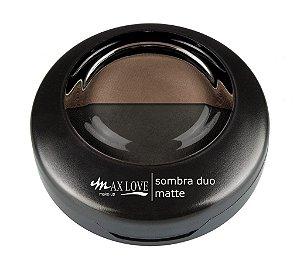MAX LOVE Sombra Duo Matte 194 4g