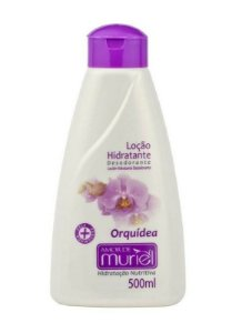 MURIEL Amor Loção Hidratante Orquídea 500ml