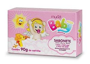 MURIEL Baby Menina Sabonete 90g