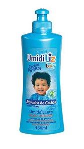 MURIEL Umidiliz Baby Menino Cachos Perfeitos Ativador de Cachos 150ml