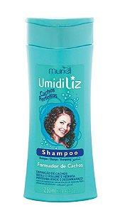 MURIEL Umidiliz Cachos Perfeitos Shampoo Formador de Cachos 250ml