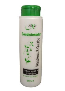 NAXOS Mandioca & Quiabo Condicionador 500ml