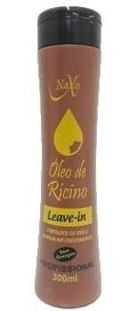 NAXOS Óleo de Rícino Leave-in 300ml