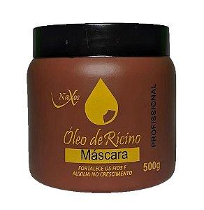 NAXOS Óleo de Rícino Máscara Capilar 500g