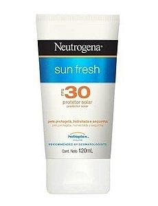 NEUTROGENA Sun Fresh Protegor Solar FPS 30 120ml