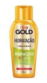 NIELY Gold Água de Coco Condicionador Hidratação Milagrosa 200ml