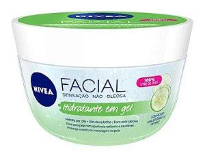 NIVEA Creme Facial Hidratante em Gel com Pepino 100g