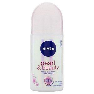 NIVEA Desodorante Roll On Pearl & Beauty 50ml