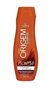 ORIGEM Bomba de Queratina e Vitaminas Shampoo 350ml