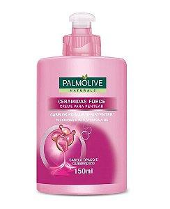 PALMOLIVE Naturals Ceramidas Force Creme para Pentear 150ml