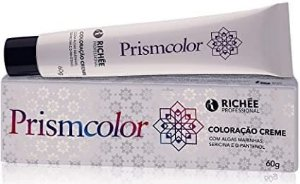 RICHÉE Professional Prismcolor Coloração Permanente 6.34 Louro Escuro Dourado Acobreado