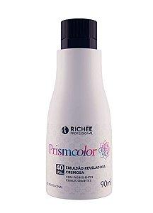 RICHÉE Professional Prismcolor Emulsão Reveladora Cremoso 40 Volumes 90ml