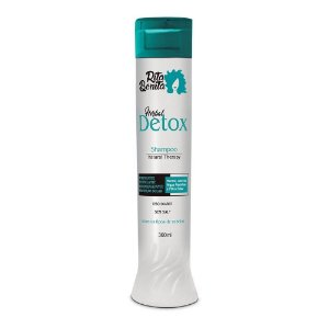 RITA BONITA Herbal Detox Shampoo 300ml