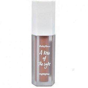 RUBY ROSE A Kiss of The Light HighLighther Iluminador Líquido n°05 Cobre 4,8ML HB-8099