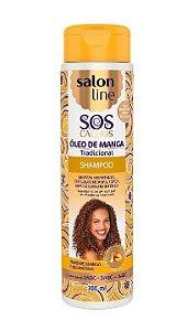 SALON LINE SOS Cachos Óleo de Manga Shampoo 300ml