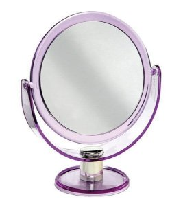 SANTA CLARA Espelho para Bancada Duplo Emoldurado Grande (988)