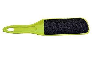 SANTA CLARA Lixa para Pés Plástica Anatômica Lixa Preta/Preta cores sortidas (116a)