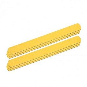 SANTA CLARA Lixa para Unhas Canário Amarela 12un (243)