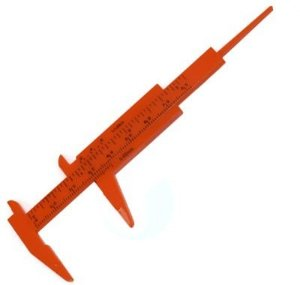SANTA CLARA Paquímetro para Sobrancelha 6mm (1992)
