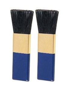 SANTA CLARA Pincel para Blush cores variadas importado 2un (211)