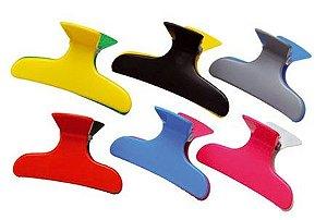 SANTA CLARA Piranha Bicolor cores sortidas 6Un (1236)