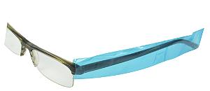 SANTA CLARA Protetor para Haste de Óculos Safe & Clean Plástico 200un (2516)