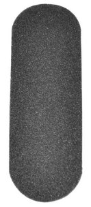 SANTA CLARA Refil de Lixa para os Pés Ref.655/689 Fina Preta 12un (2134)