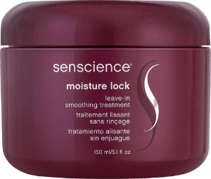 SENSCIENCE Moisture Lock Leave-in Smoothing Treatment 150ml