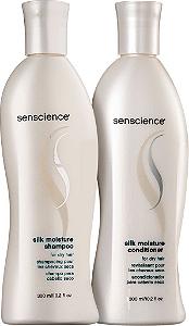 SENSCIENCE Silk Moisture Kit Shampoo + Condicionador 300ml